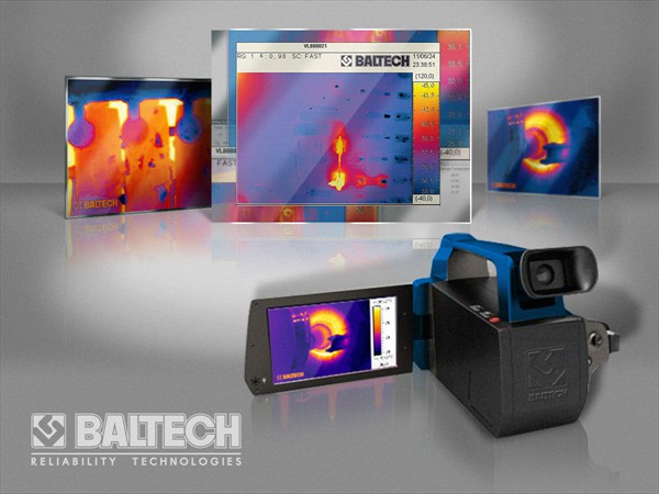 Infrared Thermal Imaging Camera Professional