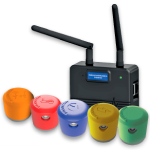 Vibration Monitoring System Wireless