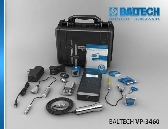 Vibration Analyzer Baltech