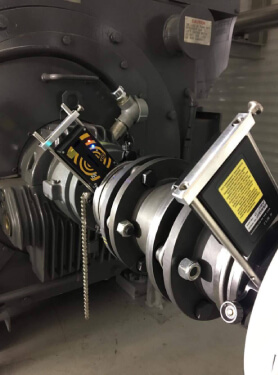 Laser Shaft Alignment Services